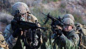 Fırat Kalkanı, Zeytin Dalı ve Barış Pınarı bölgelerinde 6 terörist etkisiz hale getirildi