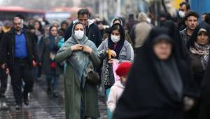 İran'da Kovid-19 Vakaları 3 Katına Çıktı