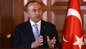 """Dışişleri Bakanı Mevlüt Çavuşoğlu; ''Ermenistan aklını başına toplasın"""""""