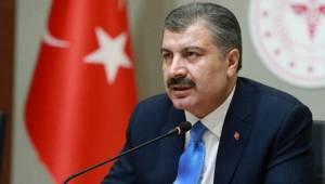 Sağlık Bakanı Fahrettin Koca açıkladı: Ölü sayısı 20, vaka sayısı 992