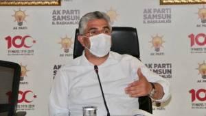 Başkan Aksu; Hasan Uzunlar'ın kesin ihraç talebiyle Disiplin Kurulu'na sevk edilmesine karar verildi