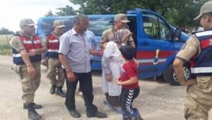 Elazığ Kaybolan 87 Yaşındaki Kadını Jandarma Buldu