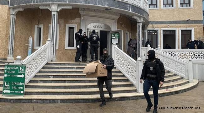 Alman polisinden Alçak Davranış