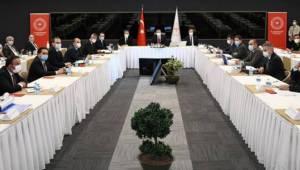 İstanbul İl Değerlendirme Toplantısı Gerçekleştirildi