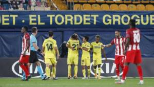 Sivasspor Avrupa Ligi'nde Villareal'e 5-3 yenildi