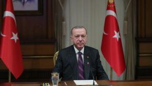 Cumhurbaşkanı Erdoğan; Hedefimiz, kapsama alanına girmeyen tek karış bırakmamaktır.