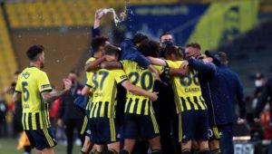 Fenerbahçe 4-1 Medipol Başakşehir