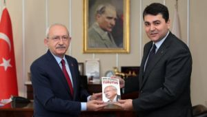 Kemal Kılıçdaroğlu Demokrat Parti'yi Ziyaret Etti