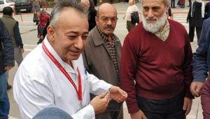 Uzm. Dr. Ali Murat Uludoğan Kovid-19'a Yenik Düştü.