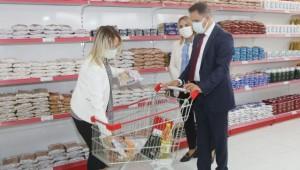 Atakum Belediyesi AtaMarket Gıda Bankası ile ilk üç ayda 184 yararlanıcıya ulaştı