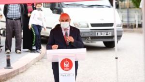 BAŞKAN ALTINOK'TAN ÇİN ZULMÜNE TEPKİ