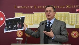 Başkanvekili Lütfü Türkkan; ''Bu Düzen, Sözde Demokrasidir.''