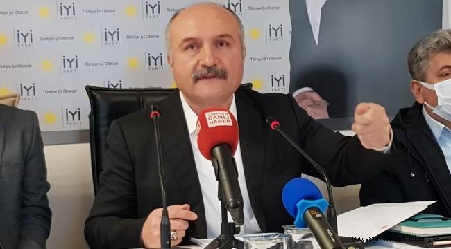 Erhan Usta; ''Samsun'da Yaşanan Yolsuzluk İçin İçişleri Bakanlığı Harekete Geçmeli.''