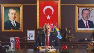 Tekkeköy Belediye Başkanı Hasan Togar'dan Yeni Yıl Mesajı