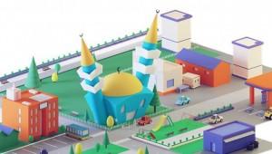 Yıldız Gençlik'ten Ödüllü 'Haydi Çocuklar Camiye-3' Projesi