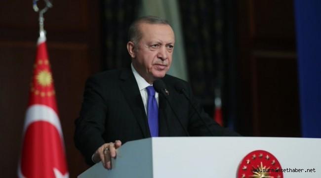 """Cumhurbaşkanı Erdoğan'dan 2021 yılının """"Ahi Evran Yılı"""" olarak kutlanmasına ilişkin genelge"""
