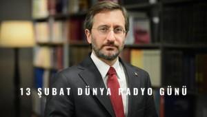 Cumhurbaşkanlığı İletişim Başkanı Altun'dan Dünya Radyo Günü mesajı