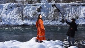 Tunceli'de Terörden Temizlenen Munzur Dağları'nda Moda Çekimi Yapıldı