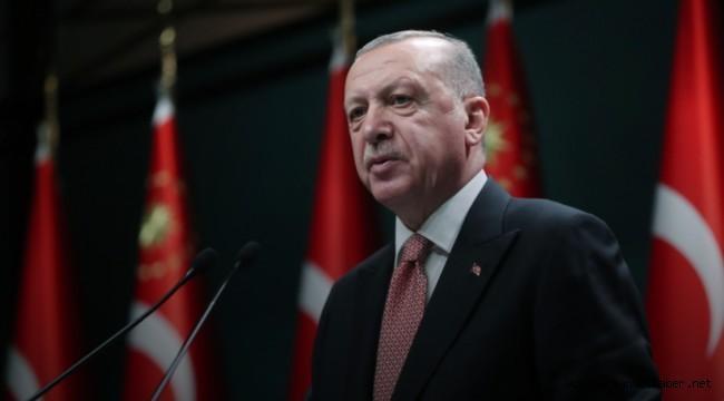 """Cumhurbaşkanı Erdoğan: """"Türkiye, akıllı telefon üreticileri için bölgenin üretim üssü olma yolunda emin adımlarla ilerliyor"""""""