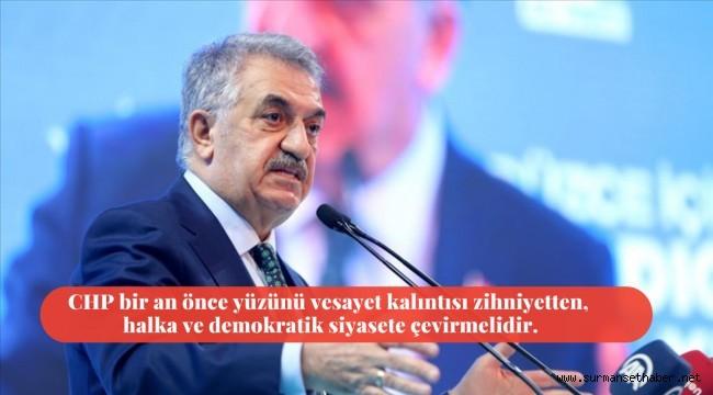 Hayati Yazıcı'dan Kemal Kılıçdaroğlu'na Şamar Gibi Sözler.