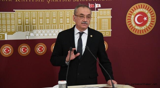 İsmail Tatlıoğlu; ''Soykırım Konusunda TBMM Ortak Karar Almalı.''