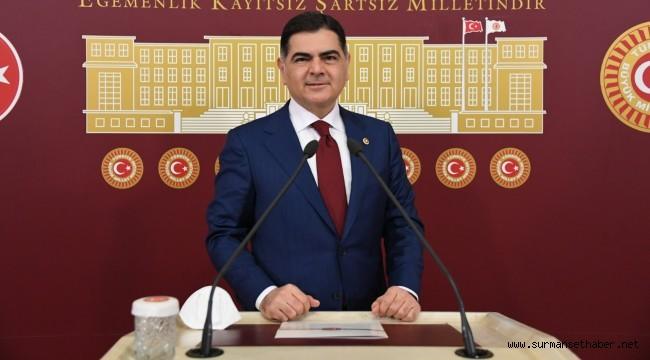 """İYİ Parti Erzurum Milletvekili Naci Cinisli """"Bugünkü İktidar Miadını Doldurdu."""""""