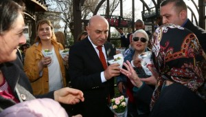 """KEÇİÖREN'DE """"KADINCA NEFES ALMA ATÖLYESİ"""" KURULACAK"""