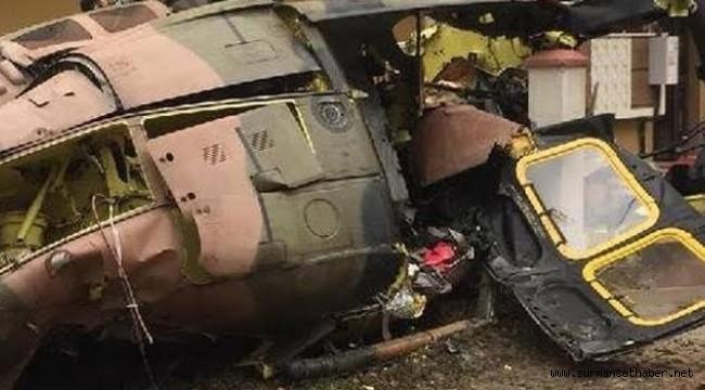 Son Dakika ! Askeri Helikopter Düştü. 9 Kahraman Mehmetçik Şehit Oldu.