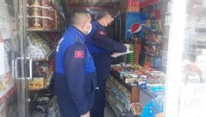 Tekkeköy Belediyesi Virüs ile Mücadeleyi Kararlılıklar Sürdürüyor