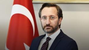 """Fahrettin Altun: """"Vesayetçiler bir daha asla demokrasimize zarar veremeyecek"""""""