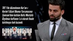 Hafız Mustafa Özyılmaz, Samsun'un Gururu Oldu