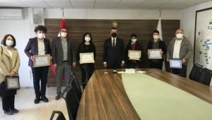 Liseler Arası TÜBİTAK Proje Yarışmasına İlkadım İlçesi Öğrencileri Damgasını Vurdu.