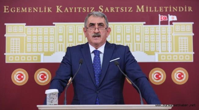 ''Türkiye'nin Kalkınmasını İstemeyenler Yatırımcıları Korkutuyor.''