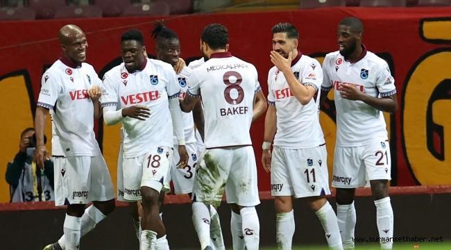 Trabzonsporluları üzen tablo, 8 maçtan 9 puan