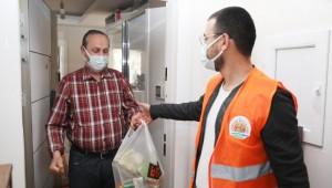 Atakum Belediyesi'nden tam kapanmada ulaşım ve sipariş desteği