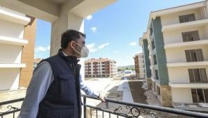 Bakan Kurum; Elazığ'da Projeler kararlı bir şekilde yürütülüyor