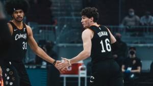 Cedi Osman'ın 'double-double'ı Cavaliers'a yetmedi