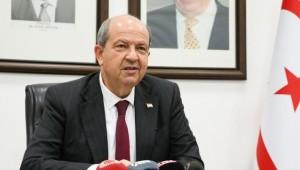 Cumhurbaşkanı Tatar'dan