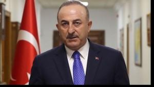 Dışişleri Bakanı Çavuşoğlu: İlk kıblemiz Mescid-i Aksa'ya bu akşam yapılan saldırıyı şiddetle kınıyorum