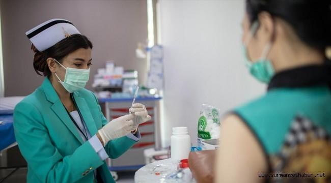 Dünya genelinde 1,15 milyardan fazla doz Kovid-19 aşısı yapıldı