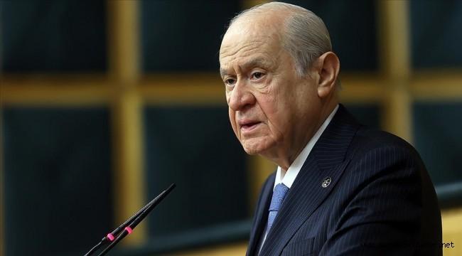 MHP Genel Başkanı Bahçeli: 3 Mayıs, milliyetçi Türk gençliğinin diriliş ve uyanışıdır