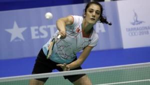 Neslihan Yiğit, Avrupa Badminton Şampiyonası'nda bronz madalya kazandı
