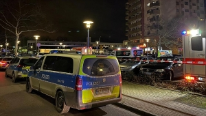 Almanya'da şüpheli 13 polisin Hanau'daki katliamın yaşandığı gece görevde olduğu ortaya çıktı