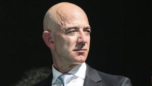 Amazon'un kurucusu Bezos uzaya gidiyor