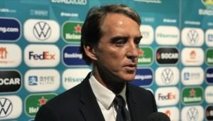 Mancini: Türkiye'ye büyük saygım var çünkü çok güçlü bir takım