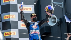 Milli motosikletçi Toprak Razgatlıoğlu'nun hedefi sezonu şampiyon bitirmek