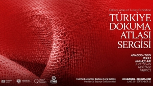 Türkiye'nin ilk dokuma atlası sergisi Cumhurbaşkanlığı Külliyesi'nde kapılarını açıyor