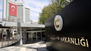 Türkiye, YPG/PKK'nın Afrin'deki bir hastaneye gerçekleştirdiği terör saldırısını şiddetle kınadı