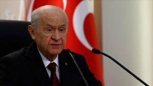 Bahçeli: AYM'nin HDP'li Gergerlioğlu hakkında vermiş olduğu karar terörizme örtülü destektir