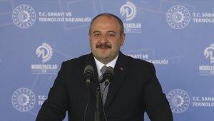 Bakan Varank: Elmadağ Mobilyacılar İhtisas OSB tamamlandığında 5 binin üzerinde doğrudan istihdam oluşturacak